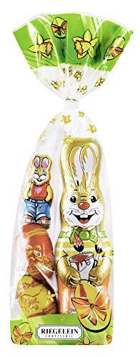 Riegelein Easter Assorted Milk Chocolate bag 3.5 oz