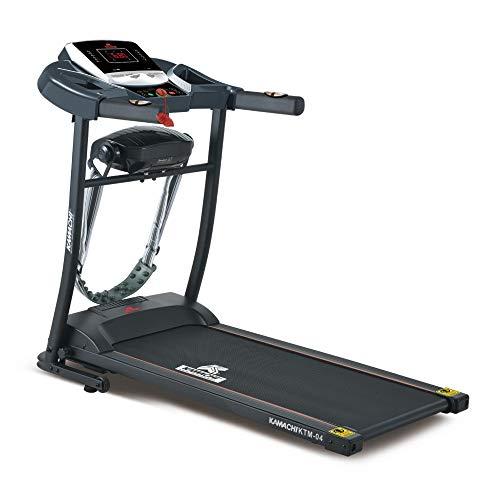 KAMACHI KTM-04 Home Use 2 HP Motorized Multi-Function Treadmill (Free Online Installation Assistance)