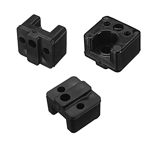 MASUNN Endstop Switch Holder Limit Switch Vaste Plaat Voor 2020 Extrusie Reprap Kossel Delta 3D Printer