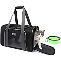 Accofash Soft Sided Small Pet Cat Carrier