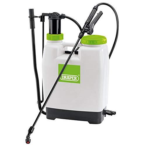 Draper 63056 Knapsack Pressure Sprayer, 12 Litre Capacity