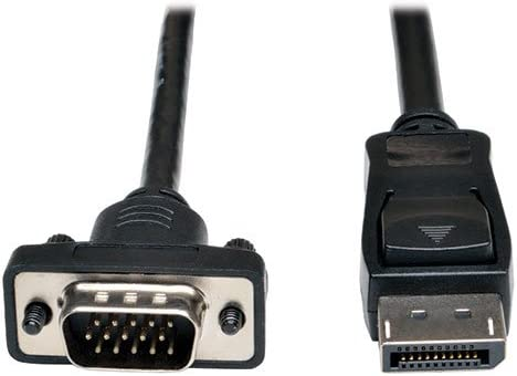 Tripp Sales Lite DisplayPort to VGA Active Cable Adapter HD15 DP Selling rankings