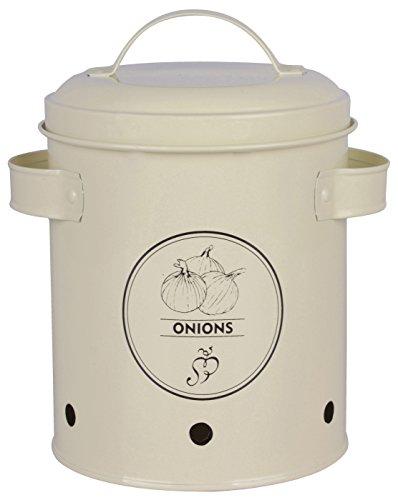 Esschert Design de C2069 Oignon Boîte de Rangement