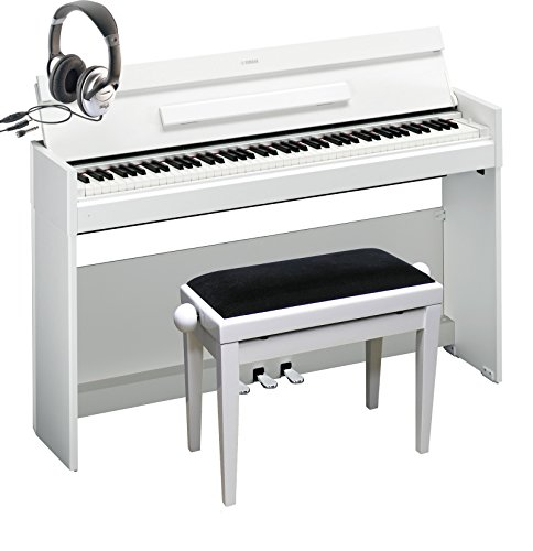 epiano Yamaha ydp S52 Bianco, Digital Piano Set