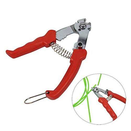 Cortador de cable de bicicleta de acero, herramientas de reparación de MTB, cortador de cable de freno para bicicleta, alicates de cable, cortador de cables