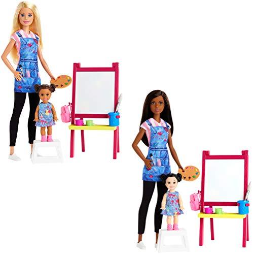 Barbie-446DHB63 Yo Puedo Ser, Surtido Médico (Mattel 446DHB63)