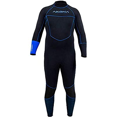 AKONA 3mm Men's Quantum Stretch Full Suit - 4X-Large