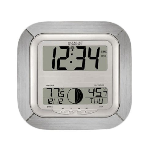 Spy Associates Hi Res Atomic Wall Clock Self Recording Spy Camera, Includes Free eBook