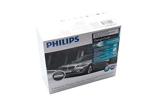 Philips 12825WLEDX1Kit de guía de luz diurna 6000K luz led no regulable