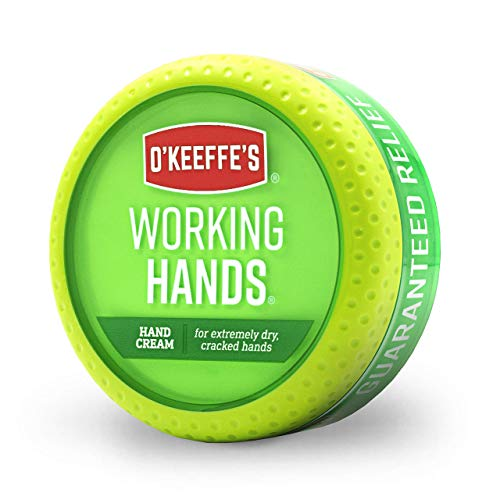 O'Keeffe's Working Hands Hand Cream, 3.4 ounce Jar