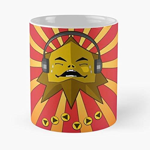 Ocarina Of Time Zelda The Legend Goron - Morning Coffee Mug Ceramic Novelty, Funny Gift