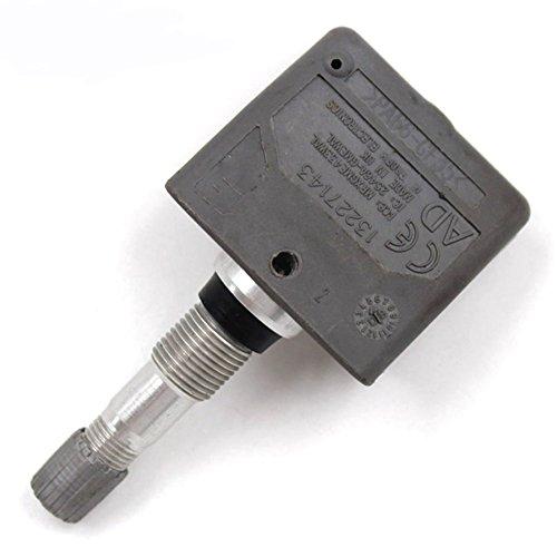 AULH Capteur de pression des pneus TPMS 13227143 - Compatible avec Saab 9-3 9-5 V Lotus Exige 433 MHz