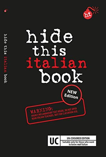 Hide This Italian Book (Hide This Book)