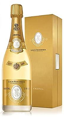 Louis Roederer Cristal Brut Champagne 2013 75cl Gift Box
