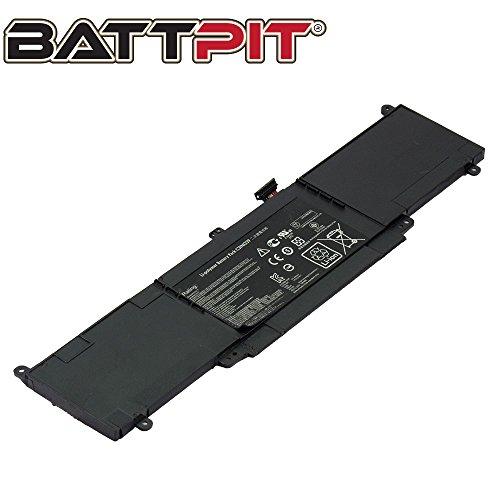Battpit Laptop Akku für Asus 0B200-00930000 C31N1339 ZenBook UX303LA UX303LB UX303LN UX303UA UX303UB Transformer Book Flip TP300LA TP300LD TP300LJ - [4420mAh/50Wh]