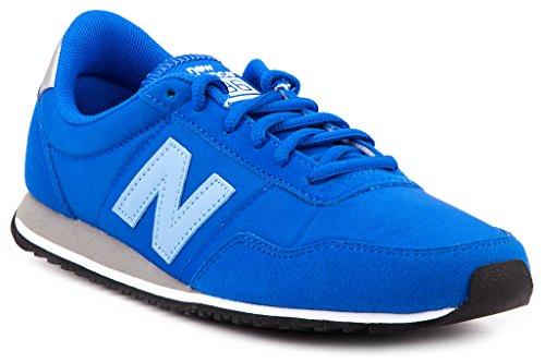 New Balance Schuhe U 396 Unisex blue-pale blue-silver (U396BPS), 45, blau