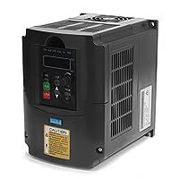 Sndy 2.2Kw 220V可変周波数インバーター内蔵PLC速度制御単相入力三相出力