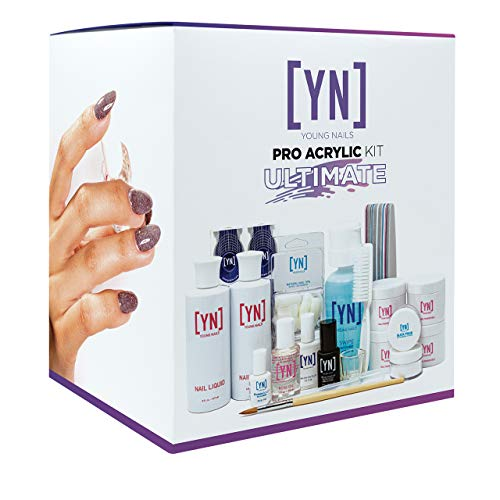 Young Nails Professional, Ultimate Acrylic Kit, Five (5) options including our Ultimate, Core, Speed, Trial Kits, and our UV light