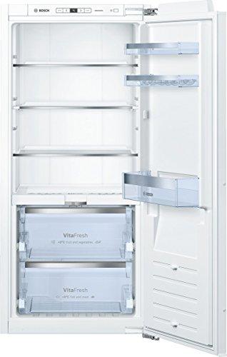 Bosch KIF41AF30 Serie 8 Einbau-Kühlschrank / A++ / 122,5 cm Nischenhöhe / 120 kWh/Jahr / 187 L / VitaFresh pro / VarioShelf