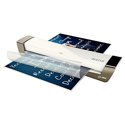Leitz 72530084 iLAM OffiLaminator A3 Silber / Weiss