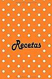 Recetas: Cuaderno de recetas, libro de recetas mis platos, para anotar, 100 recetas y notas, para crear tus propios platos, recetario, libro de cocina, cumpleaños, Navidad, regalo