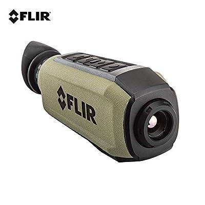 FLIR Scion OTM 60Hz 640 Thermal Imaging Monocular 25mm Lens from FLIR Systems, Inc.