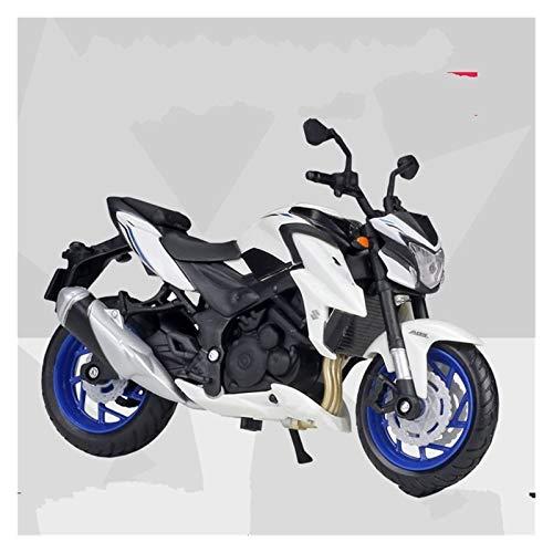 DSWS Motocicleta Miniatura 1:18 para Suzuki GSX-S750 ABS Aleación Motoring Motorcycle Modelshock-Absorbing Toys Regalos Infantiles Colección De Juguetes