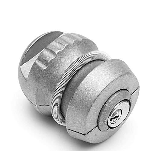 LEVEL GREAT Universal Plata de aleación de Zinc Hitchlock Enganche de Remolque de Zinc Coche de la aleación de Acoplamiento de Cierre de Bola de Remolque Bloqueo Bloqueo Caravana