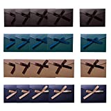 Sobres Vintage Kraft Regalo Invitacion Boda Felicitación 20pcs 250 g/m² Sobres Pequeños Colores de Invitación Sobres para Invitación Tarjetas de Regalo para Fiestas Bodas Navidad 4Colore