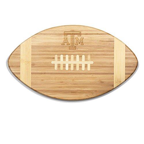 NCAA Texas A&M Aggies Touchdown! Bamboo Cutting Board, 16-Inch