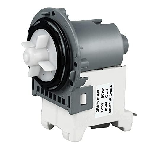 washing machine drain pump motor - 4