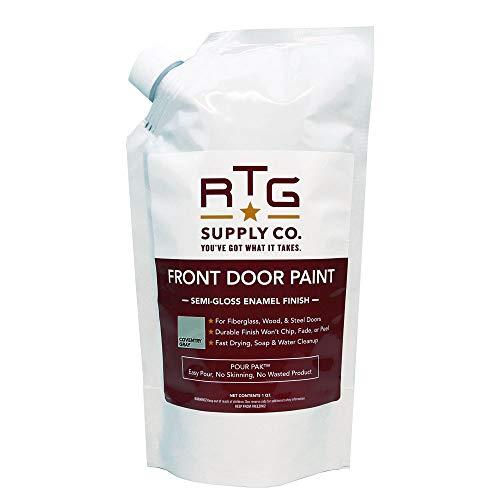 RTG Front Door Paint (Quart, Coventry Gray)