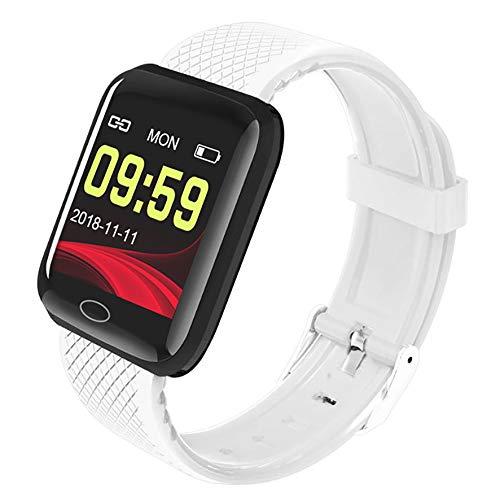 Smartwatch, Herren, Sport, Damen, Smartwatch für Anrufe, Pulsoximeter, Smartwatch