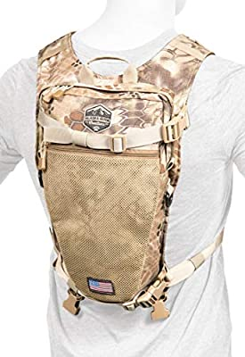 Alaska Guide Creations Stalker Hydration Pack 9 Color Options - One Size