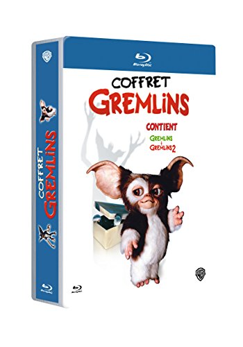 Coffret gremlins [Blu-ray] [FR Import]