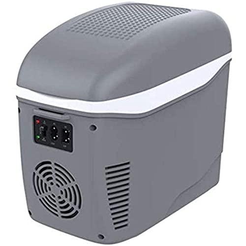 XIXIDIAN Refrigerador de automóvil Mini Frigorífico, refrigerador Mini automóvil de 7.5L, para el Dormitorio para Estudiantes a Domicilio, o para automóvil, camión, SUV, RV.