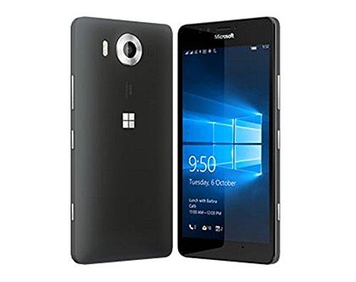 Microsoft Lumia 950 32GB Dual Sim NAM RM-1118 GSM Factory Unlocked - US Warranty (Black)