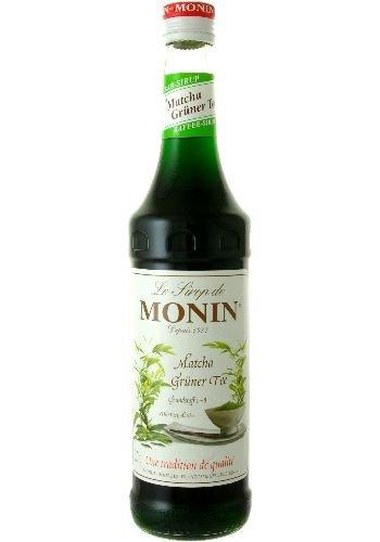 Monin Matcha Grüner Tee Sirup - 0,7 Liter