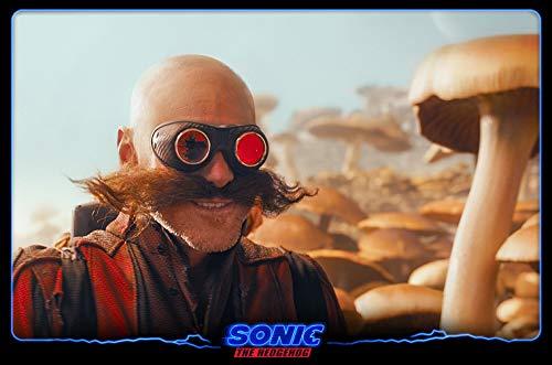 Sonic the Hedgehog limitiertes Steelbook (4K UHD) [Blu-ray]