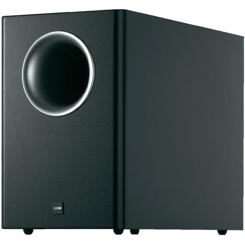 Canton AS 2015 SC Aktives Subwoofersystem (50/100 Watt) schwarz