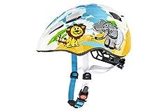 Uvex Unisex Youth, kask rowerowy dla dzieci 2, pustynia, 46-52 cm