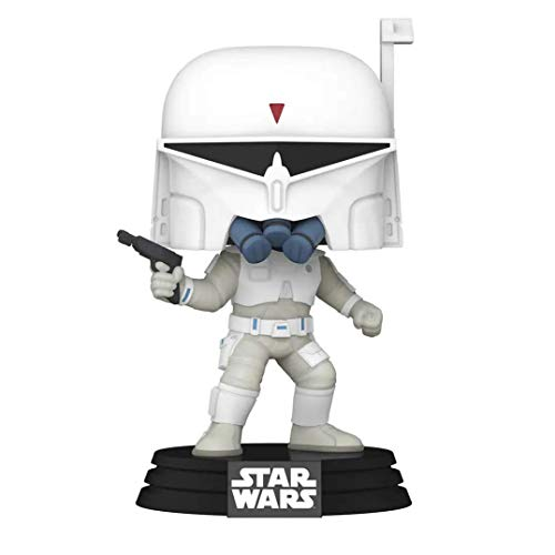 Funko POP! Star Wars: Concept Series Boba Fett - 2020 Galactic Convention Exclusive