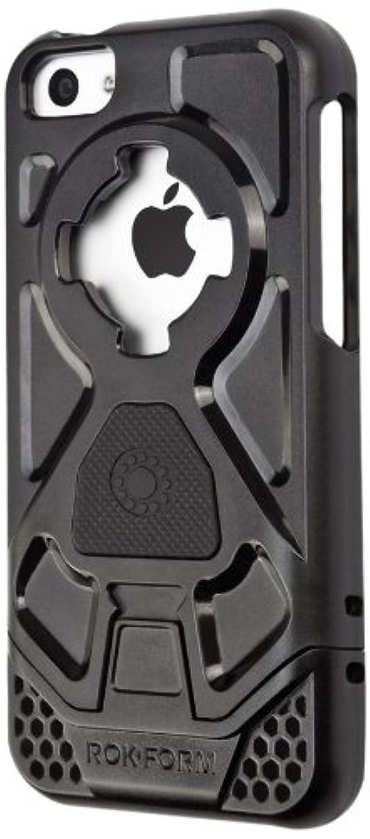 Rokform RokBed v3 iPhone 5C Protective Case and Universal Twist Lock Car Mount (Black)
