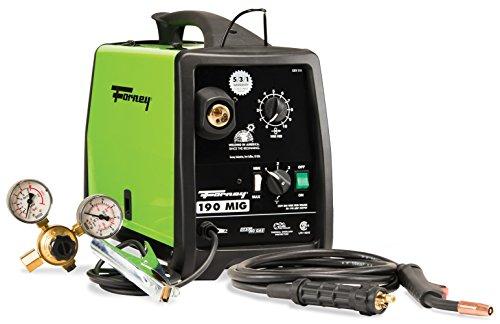 Forney 318 190-Amp MIG Welder, 230-Volt,Green