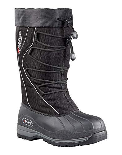 Baffin Icefield – Women's Winter, Waterproof/Insulated, Tall Height Snow Boot with Removable Liner and Snow Collar