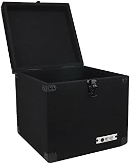 Odyssey CLP090E Carpeted Lp Case With Surface Mount Hardware For 90 Vinyl Lp's photo