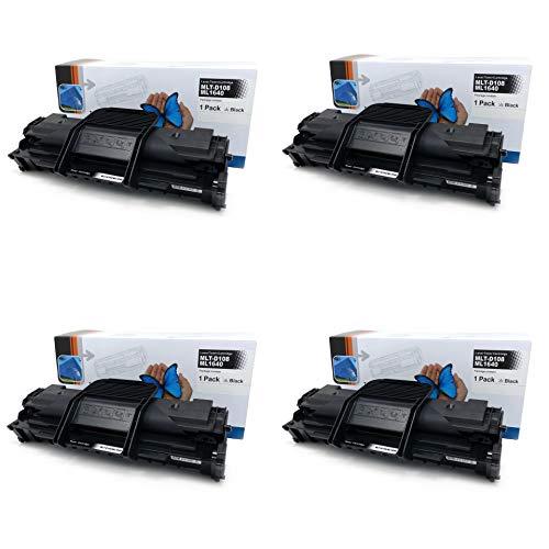 Vervanging voor Samsung ML-1640-2241 Series, 4x Toner