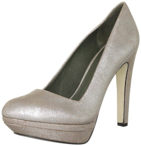 Diesel Damen Ashly Pumps, Silber (Brown/Silver H4563), 40