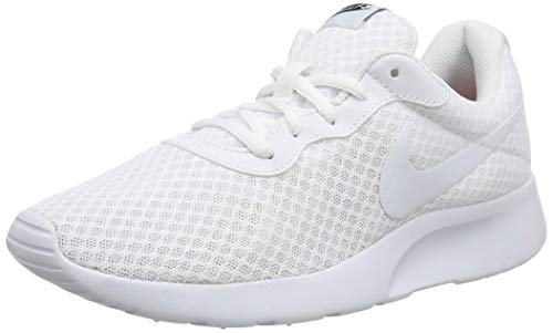 Nike Damen WMNS Tanjun Fitnessschuhe, Weiß (Weiß), 40.5 EU