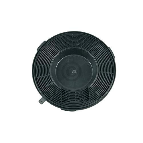 DL-pro Kohlefilter 240mmØ für AEG Electrolux 9029793727 E3CFE28 Whirlpool 480181701006 Wpro CHF289 Elica Typ28 Aktivkohlefilter Filter für Dunstabzugshaube Abzugshaube Dunstabzug